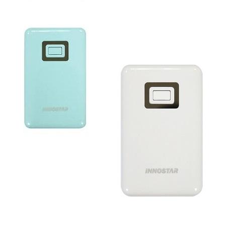 iNNOSTAR PC5588移動電源(5500mAh) 二色藍色