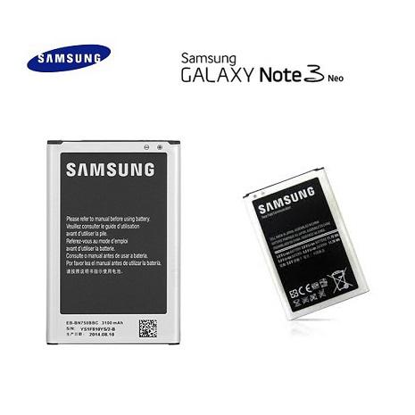 【平輸裸裝】【三星原廠】Samsung Galaxy NOTE3 Neo N7505 專用手機原廠電池