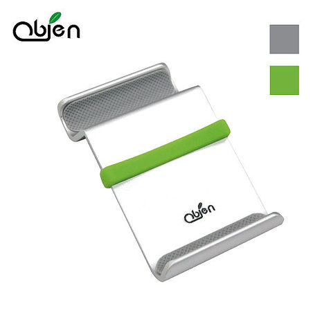 Starking【OUI「為」精品】OBIEN Mini Stand時尚雙角度兩用型高質感手機座-兩色可選灰色