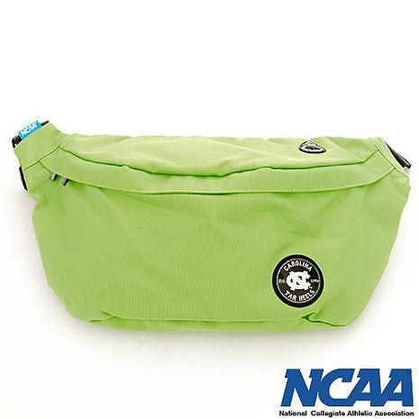 NCAA 踏浪側背包 北卡徽章 曬幸福隨身側背包_綠色