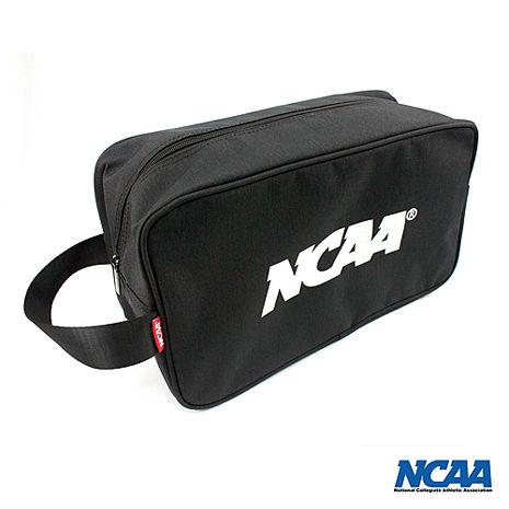 NCAA 防潑水運動實用手提包_黑色