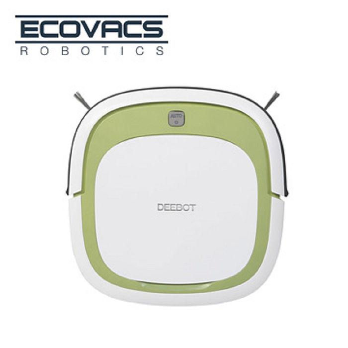【Ecovacs科沃斯】DEEBOT智慧吸塵機器人(Slim)DA60-超薄迷你機