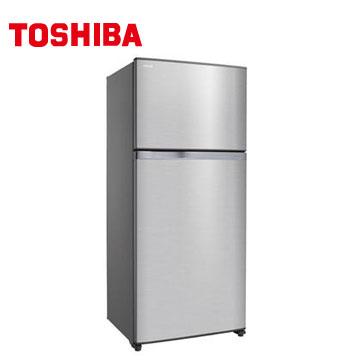 【TOSHIBA東芝】 608L雙門變頻抗菌冰箱GR-W66TDZ  (銀)-家電.影音-myfone購物