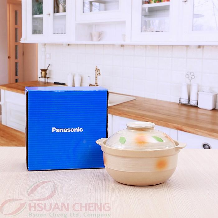國際牌 Panasonic 陶瓷 砂鍋