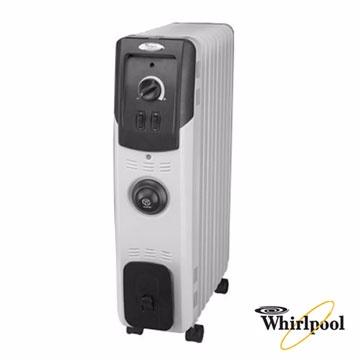 福利品 Whirlpool 惠而浦 9片葉片式電暖器 TMB09