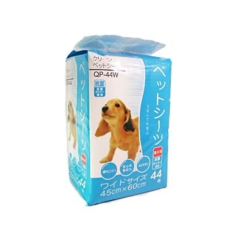 【Q-PET】超強吸收力寵物尿布-QP-44W/ QP-88N  (2包入)88枚