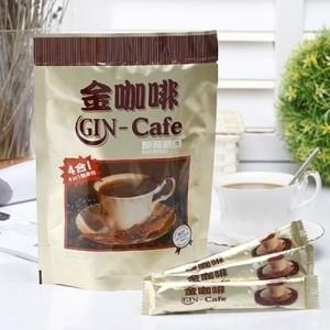 【啡茶不可】低卡金咖啡 (10條入)-戶外.婦幼.食品保健-myfone購物