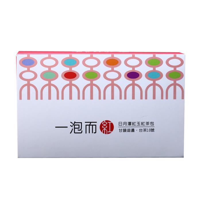 【頂紅】日月潭紅玉紅茶-茶包(10入)