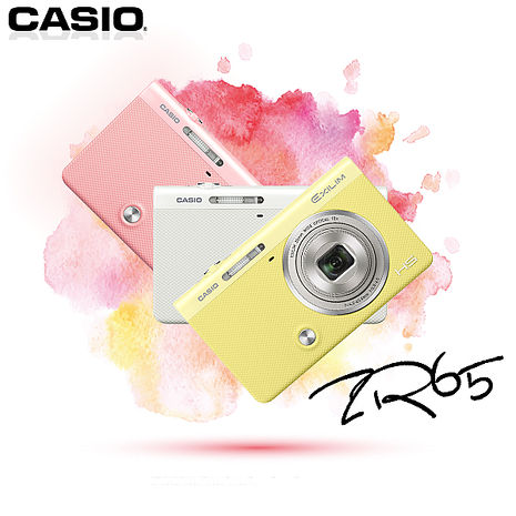 CASIO EX-ZR65 自拍 翻轉機 WIFI公司貨