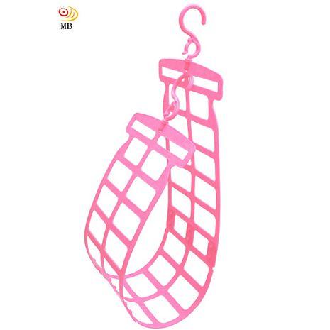 月陽粉彩90cm可自由調整多用途曬枕架曬衣架(352031)