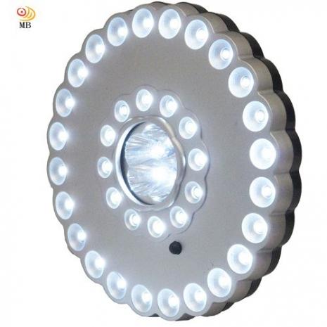 月陽多用途超白光41LED露營燈工作燈小馬燈帳篷燈(WDB41)
