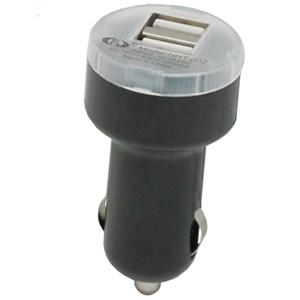 月陽車用12V24V點煙器轉雙USB大電流充電器轉換器(HHT002)-相機.消費電子.汽機車-myfone購物