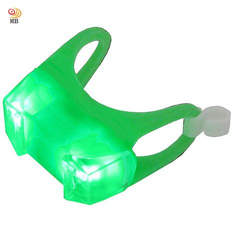 月陽MB時尚防水?LED青蛙燈警示燈超值2入(L622)