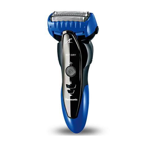 ★ 贈國際修耳鼻毛器★Panasonic 國際牌日本製三刀頭電鬍刀 ES-ST29/A(藍)