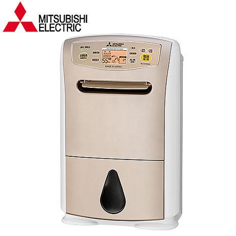 三菱MITSUBISHI 日本原裝 18L 智慧型清淨除濕機 / MJ-E180AK-TW