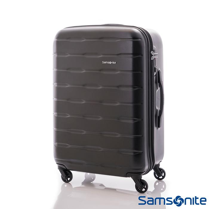 Samsonite新秀麗 28吋Spin Trunk PC硬殼行李箱(霧面黑)