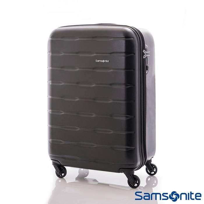 Samsonite新秀麗 20吋Spin Trunk PC硬殼登機行李箱(霧面黑)