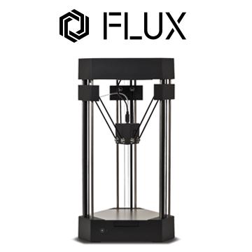 FLUX Delta+ 多功能3D列印機 豪華組