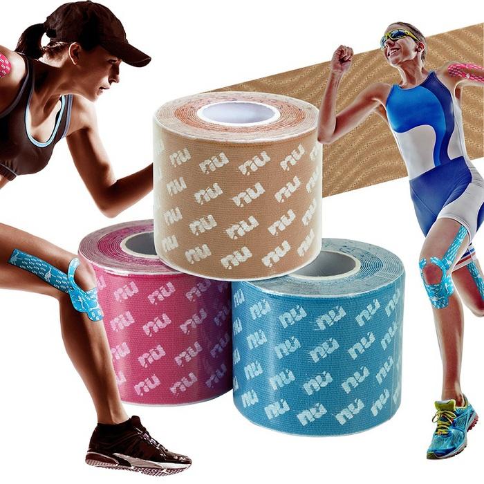 【恩悠數位】NU 鈦鍺能量 肌耐貼 運動貼布