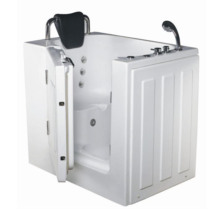 【海夫健康生活館】開門式浴缸 103-A 基本款 (98*69*92cm)