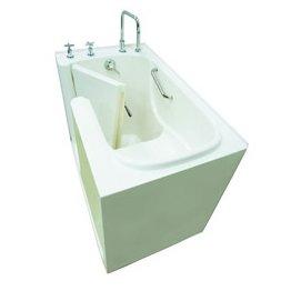 【海夫健康生活館】推門式浴缸