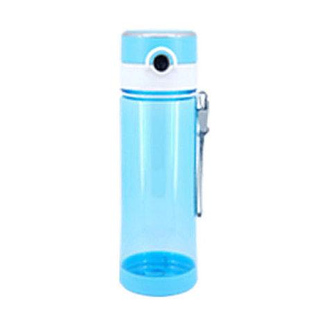 【人因康元】負離子能量水壺 680ml-2000型-藍