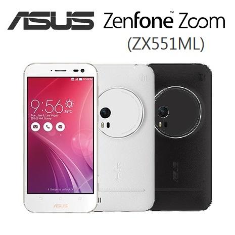 ASUS 華碩 ZenFone Zoom (ZX551ML) 5.5吋3 倍光學變焦防手震(4G/64G)