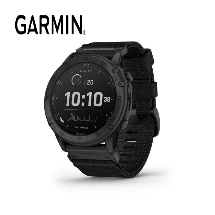 GARMIN Tactix Delta Solar 太陽能系列-複合式戰術GPS腕錶-010-02357-32