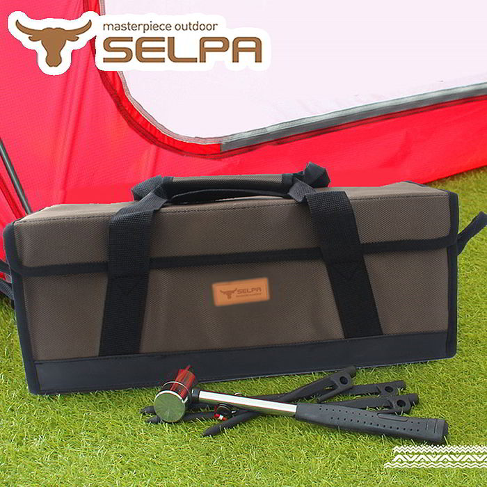 【韓國SELPA】多功能工具收包/超堅固/抗撕裂/露營包/鎚
