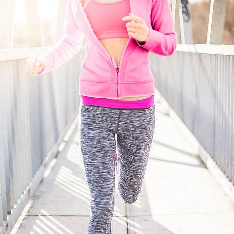 【日本熱銷】COLORFULl抗UV吸排涼感連帽外套 防曬手袖(四色任選)粉色M號