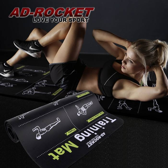 【AD-ROCKET】核心肌群訓練墊 /訓練墊