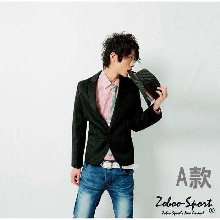 【男人幫】日著型男設計款西裝外套C5267-AD款L尺寸