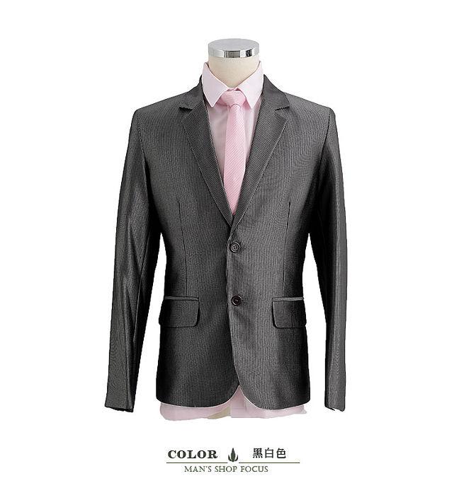 【男人幫】日系細紋版西裝外套(C5313)L