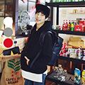【男人幫】CH027情侶大學T素面刷毛連帽T恤舒適好穿保暖百搭刷毛長袖大學T360克CH027灰色L尺寸