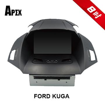 APEX FORD KUGA專用 手機連動版藍芽導航電容式觸控汽車音響