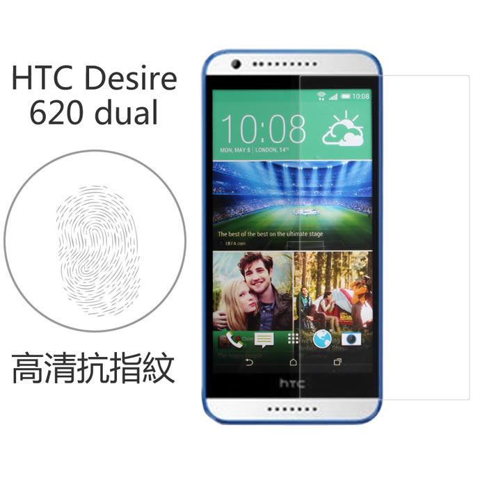 【Myshell】HTC Desire 620 dual 高清抗指紋保護貼
