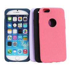 ~Myshell~Apple iPhone 66S  4.7吋  手感矽膠全包軟質保護殼