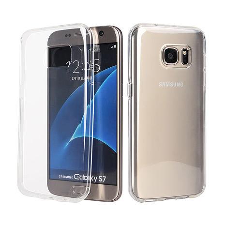 【Myshell】Samsung S7 清新全透軟質保護殼