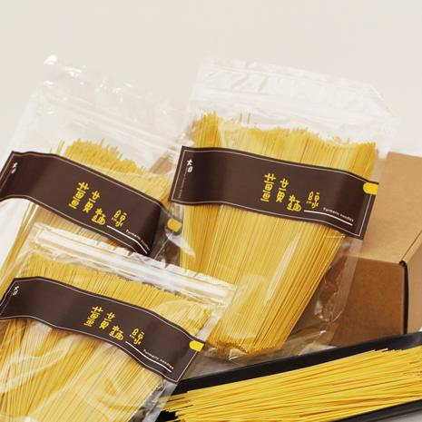 [ 大目農田 ] 薑黃麵線x3包(400g/包)盒裝-活動品