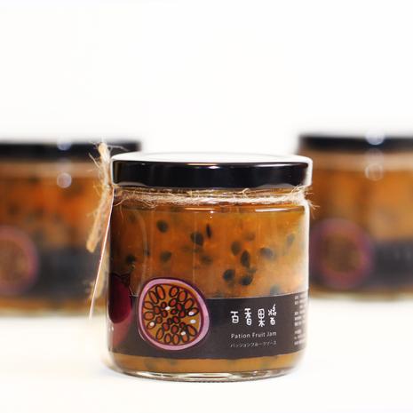 [ 大目農田 ] 不知春百香果醬x2罐(210g/罐)活動品