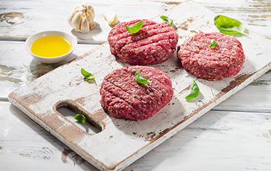 【張姥姥食膳館】澳洲嚴選和牛手工成形調味漢堡排 100g
