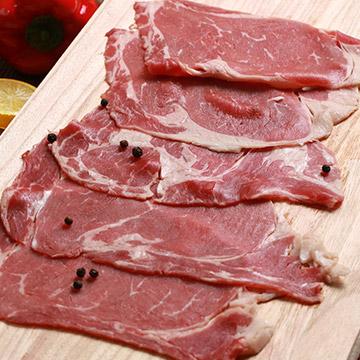 【張姥姥食膳館】澳洲小羔羊肩包燒烤片 500g