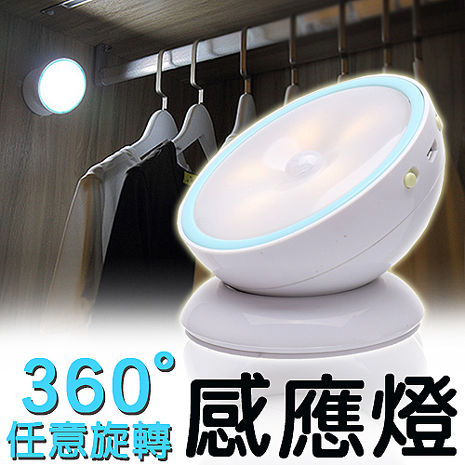 (APP活動) 360度感應燈
