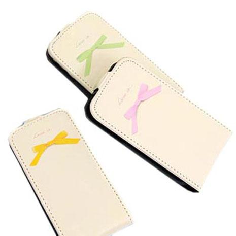 HAPPYMORI SAMSUNG GALAXY S3 簡單蝴蝶 掀蓋式皮套 粉色