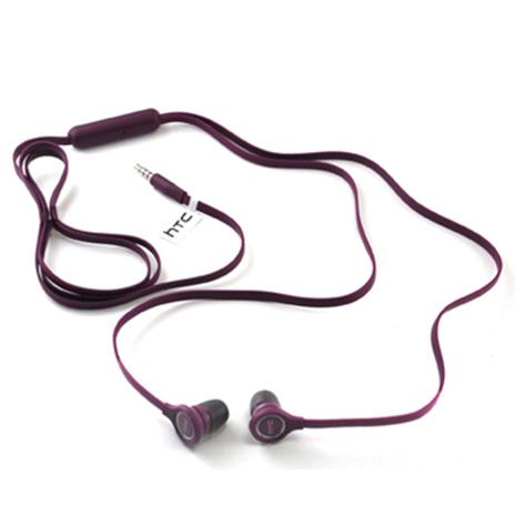 平輸裸裝【HTC原廠】RC E190入耳式原廠立體聲線控耳機-手機平板配件-myfone購物