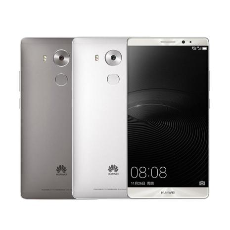 HUAWEI Mate 8 32GB 6吋八核心智慧型手機(贈原廠皮套+鋼化保護貼)