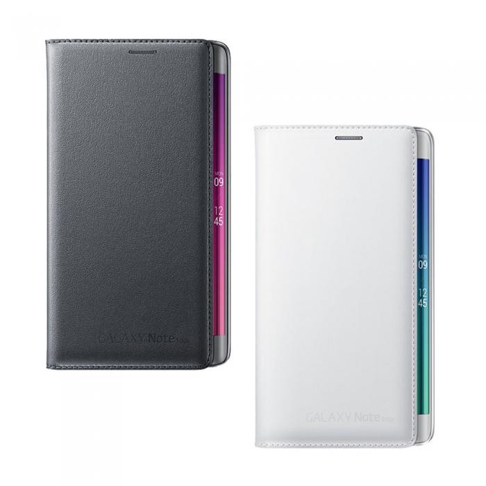 吊卡裝【三星原廠】SAMSUNG 三星 NOTE Edge 原廠 書本式皮套-手機平板配件-myfone購物