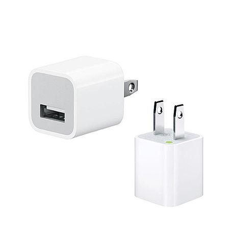 Apple iPhone / iPad 原廠旅充MD810 5W USB 充電器(綠標-裸裝)