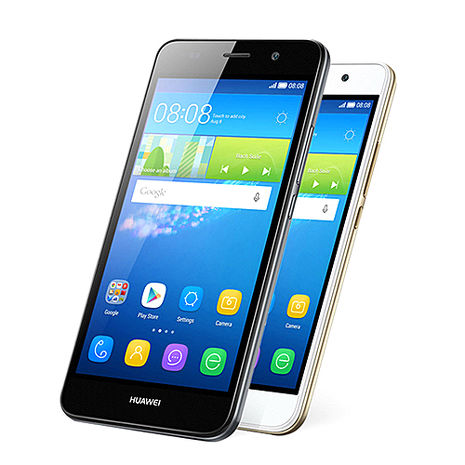HUAWEI 華為 Y6 4G LTE 智慧型手機 (贈矽膠套+鋼化保護貼)
