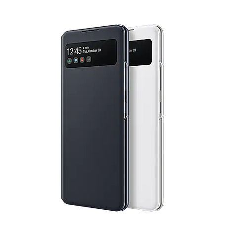 SAMSUNG Galaxy A42 5G S View 原廠透視感應皮套 (台灣公司貨)
